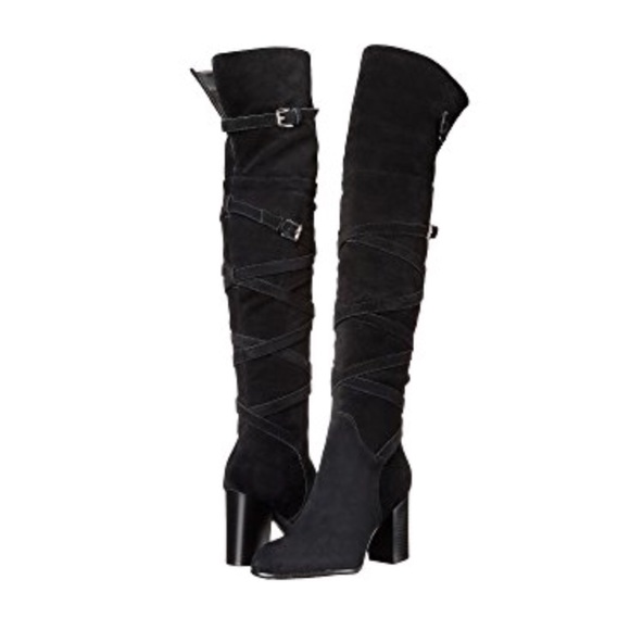 c6f226ba5693 Sam Edelman Sable Over the Knee Boots. M 5aef97e93800c56aafb0c2db